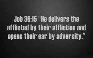 Top 7 Bible Verses On Adversity