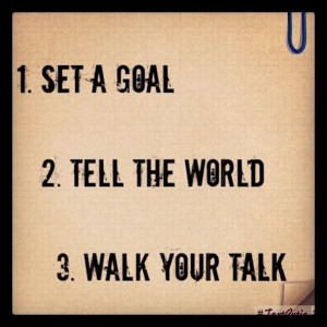 Goal Quotes Goal quotes