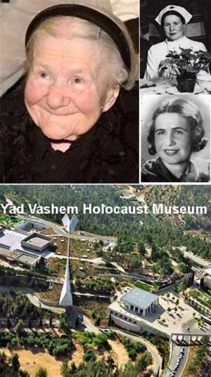 Irena Sendler una donna meravigliosa che salvò 2500 bambini.