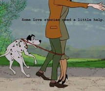 101 dalmatians, disney, love, memories, movie, quote, tumblr