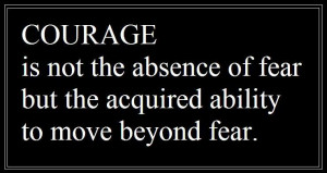 of courage power ability to induce courage the power to induce courage ...