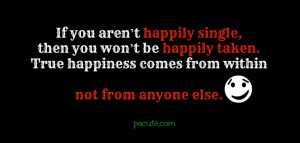 23 Quotes for Single People