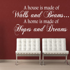 Home › Quotes › Hopes And Dreams Wall Sticker Quote