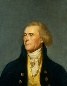 Thomas Jefferson. My 1st cousin, 10x removed (on my dad's side). More