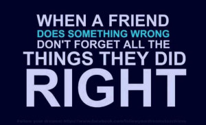 If you fought with your best friends.. Forgive your friends and say ...
