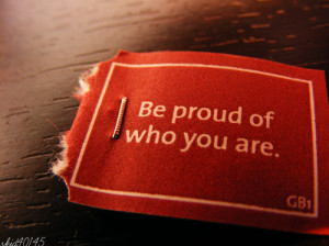 are, proud, quote, red, who, who you are, you
