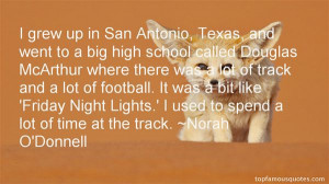 Top Quotes About Texas Football