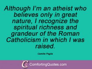 Camille Paglia Quotes