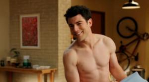 "Do you like Schmidt's body from the hit series ""New Girl?"" Mr ..."