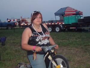 biker bitch Image