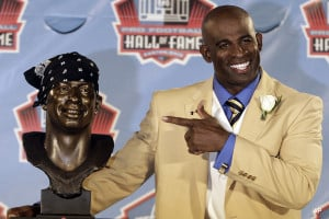 Deion Sanders is the greatest cover cornerback to ever play football ...
