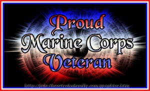 Proud Marine Veteran