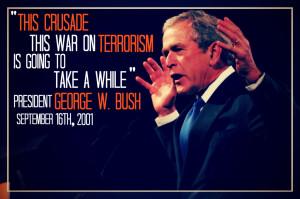 George Bush Quote meme final
