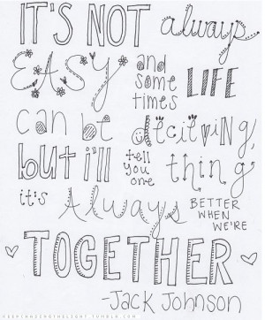 Tumblr Quote Doodles Popular kinds of doodles