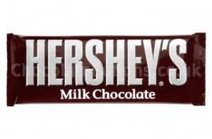 Hershey Chocolate Bar King