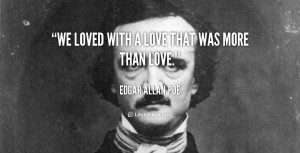 Edgar Allan Poe Scary Quotes