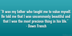 Dawn French Quotes Photo