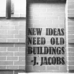 need old buildings quote wallart streetart ideas buildings new old ...