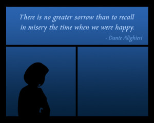 famous misery quotes and sayings