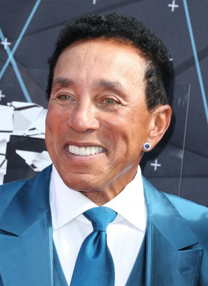 Smokey Robinson Picture 39 2015 BET Awards Arrivals