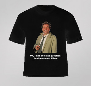 If only we could have seen Columbo take down the most sadistic ...