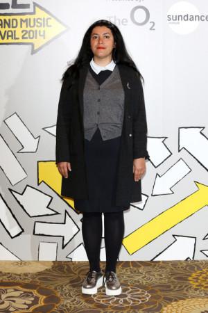 Marjane Satrapi Director Marjane Satrapi attends the Film Maker Photo
