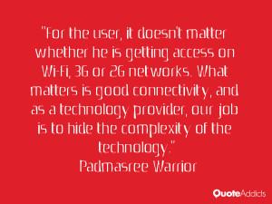 Padmasree Warrior