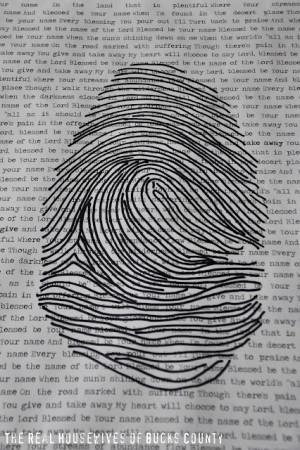 diy fingerprint art from the real housewivesofbuckscounty.com