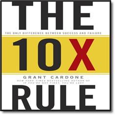 The 10X Rule – audio