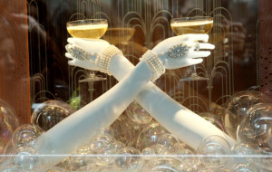 Great Gatsby' Window Display at Tiffany Co.'s Fifth Avenue Store ...