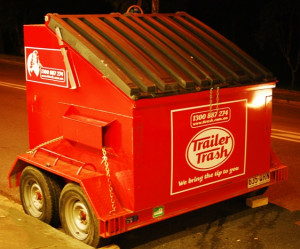 ... Trailer Trash' evokes when this term is mentioned in general