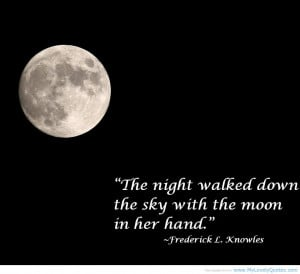 Frederick L. Knowles Quote