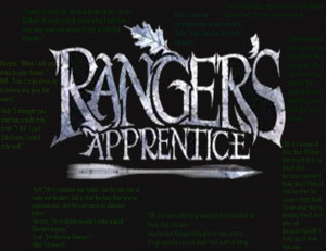 Ranger's Apprentice Quotes by TheNewFireDancer