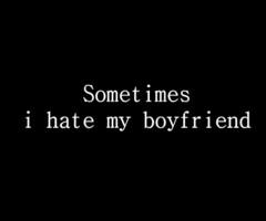 hate my ex boyfriend quotes