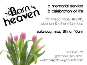 Born into heaven: Resoruces