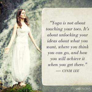YogaQuotes 6 10 Inspirational yoga quotes