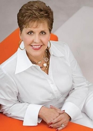 Joyce Meyer, Charismatic Christian Author And Speaker