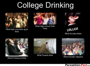 College Drinking Quotes