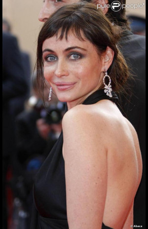 Emmanuelle Beart Latest Pics