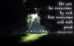 Evil Bible Quotes Bible verses
