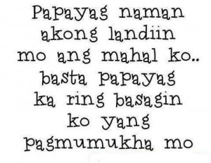 Malandi Quotes and Maarte Quotes