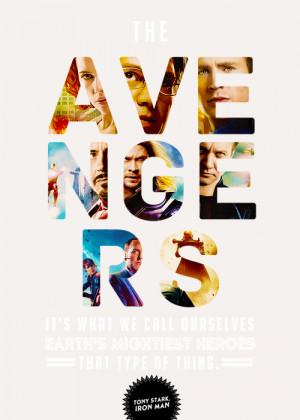 quotes cobie smulders robert downey jr The Avengers Chris Evans Chris ...