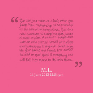 quotes about being a confident woman