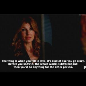 love this quote & season