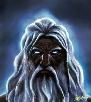 Zeus Jupiter Greek God King...