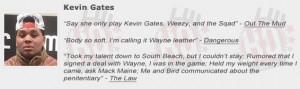 Kevin Gates Shouts Out Lil Wayne
