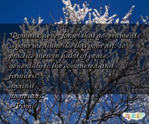 Roman History Quotes