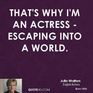 Julie Walters Quotes