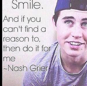 Nash Grier quote