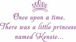 little princess nursery wall quote item princessper01 $ 24 95 name ...